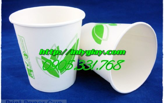 ly giay 7oz, ly giay nong 7oz, in logo ly giay 7oz, ly giay nong mang ve 7oz,inlygiay.com, ly giay take away 7oz